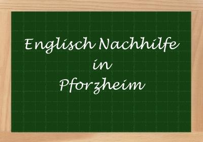 Englisch Nachhilfe Pforzheim