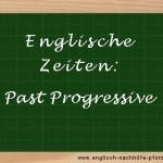 Satzbeispiele zum Past Progressive
