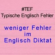 Weniger Englisch
