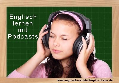 Mit Podcasts Englisch lernen