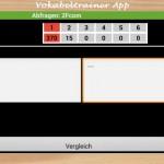 Vokabeltrainer App für eigene Vokabeln für Android