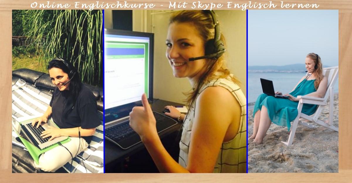 Online Englischkurse - Mit Skype Englisch lernen