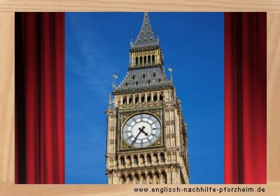 Englische Zeitformen durch Signalwörter erkennen - Merkblatt & Übungen