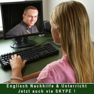 Online Nachhilfe Englisch