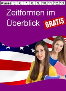 English Tenses / Merkblatt zur Bildung und Verwendung der englischen Zeitformen